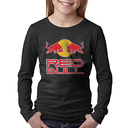 QUSI Racing Formula One Team Child/Youth Long Sleeve T-shirt Black