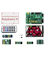 Waveshare Raspberry Pi 3.5inch Touch LCD Screen Accessories A with DVK512 Expansion Board Modules Kits for Raspberry Pi A+/B+/2B/3B/3B+/4B