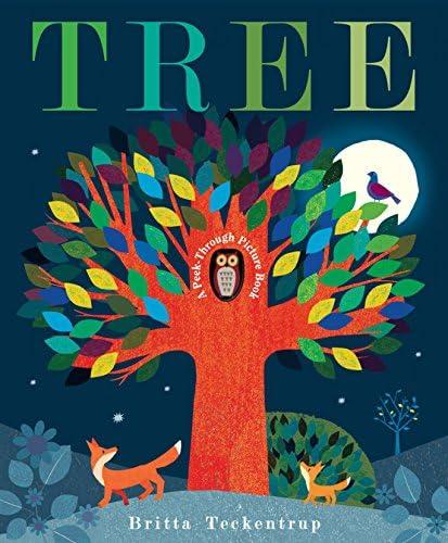 Tree: A Peek-Through Picture Book (9781101932421): Teckentrup, Britta:  Books - Amazon.com