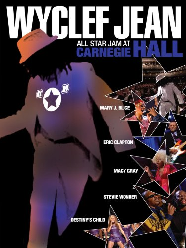 Wyclef Jean & Friends - All Star Jam at Carnegie - Charlotte Macy's