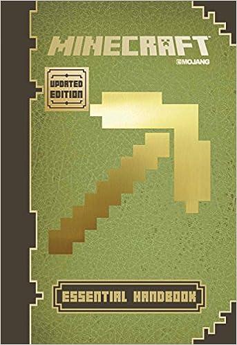 Minecraft Essential Handbook Updated Edition An Official Mojang - Minecraft spielen fur anfanger