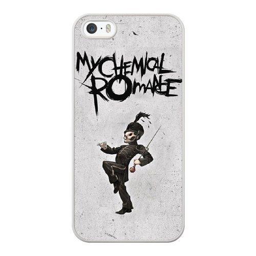 Coque,Coque iphone 5 5S SE Case Coque, My Chemical Romance Cover For Coque iphone 5 5S SE Cell Phone Case Cover blanc