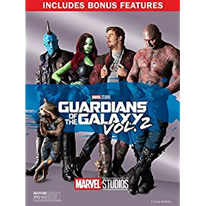 Ratings and reviews for Guardians of the Galaxy Vol. 2 (Plus Bonus Features)