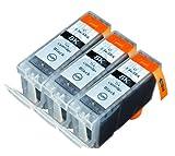 3 Pack Compatible Canon PGI 5 , PGI