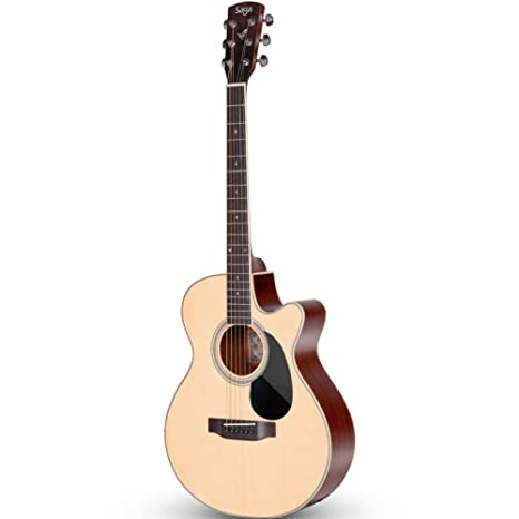 JT Folk Guitarra acústica Chapa Guitarra jita Instrumento Musical ...