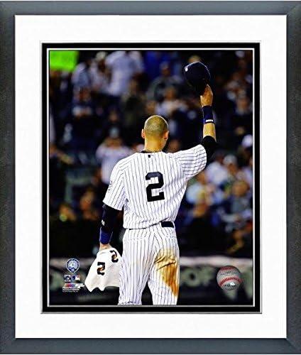 Derek Jeter New York Yankee Stadium Final Game Photo Size: 8 x 10