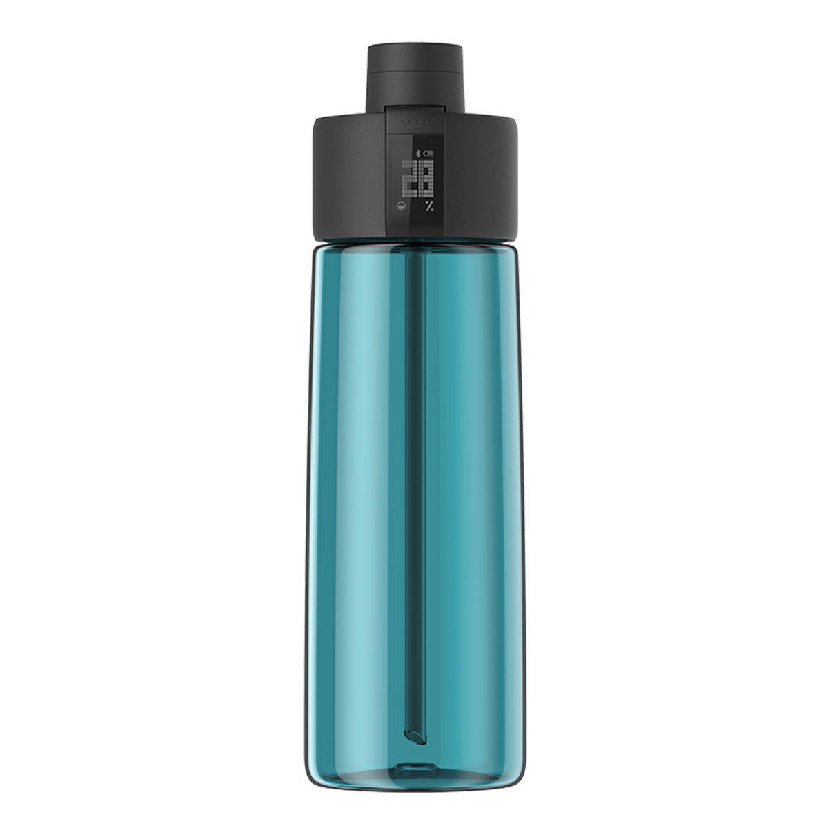 TechComm Bocombi Smart Water Bottle Zephair Hydration Tracking Smart Straw