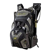 """Klim Krew Pak Bag - Black - 9"""" H x 14"""" W x 20"""" L"""