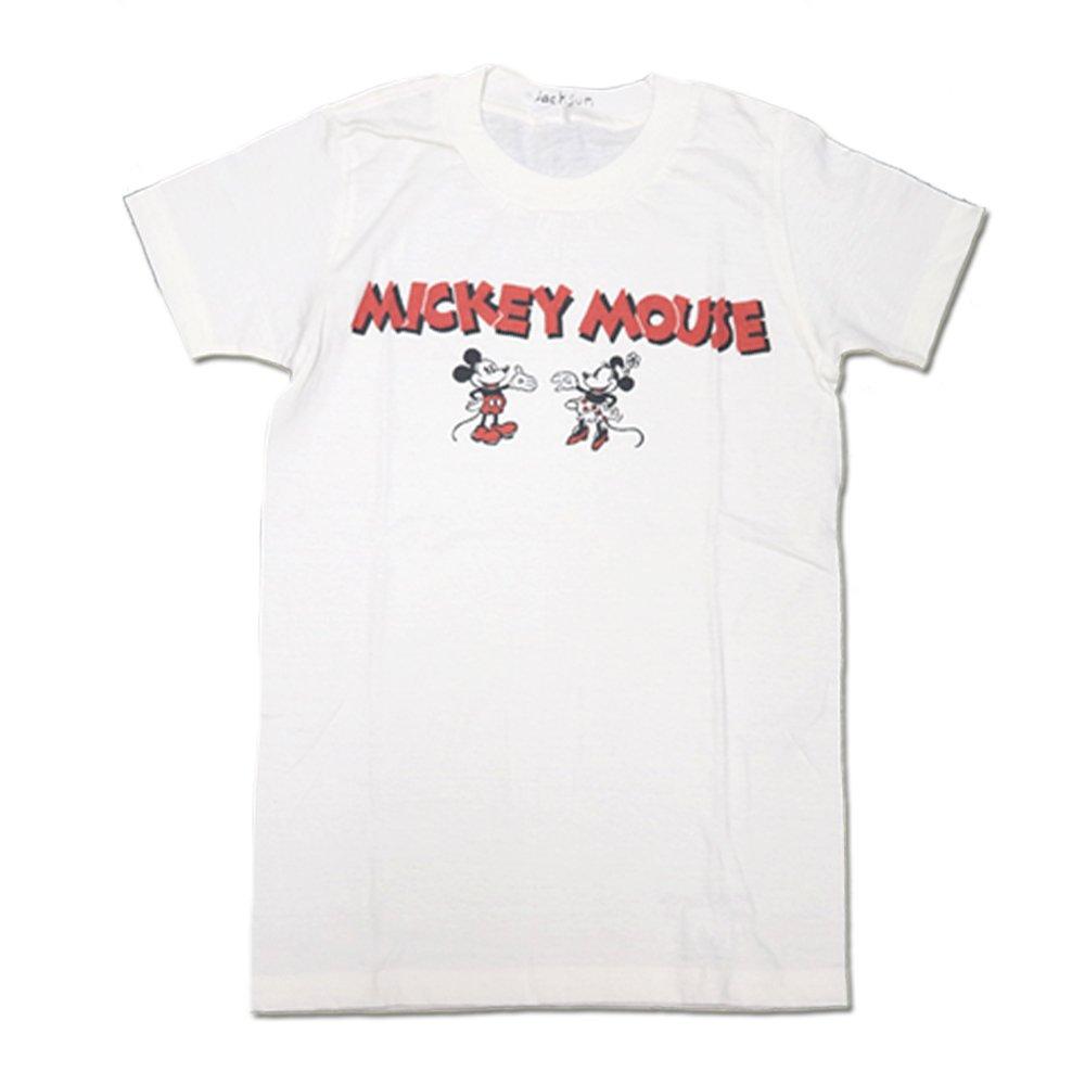 466b8c5fbfb0 Amazon   Jackson Matisse ジャクソンマティス Mickey Mouse Tee JM18SS026 レディース Tシャツ  カットソー   Tシャツ・カットソー 通販