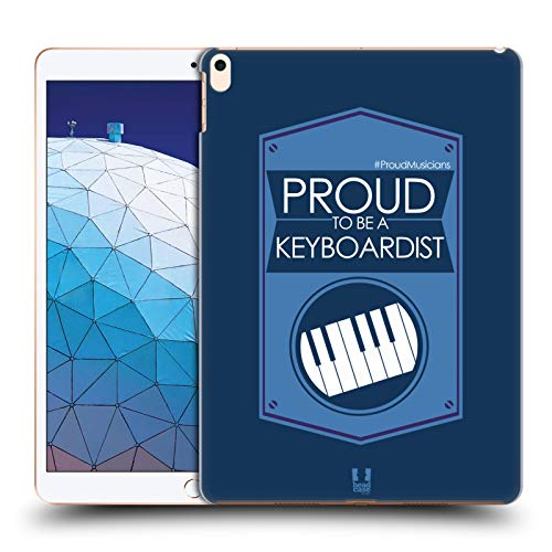 Head Case Designs Keyboardist Proud Musicians Hard Back Case Compatible for iPad Air (2019)