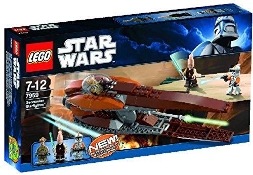 LEGO Star Wars Geonosian Starfighter 7959 (155 pcs) ()