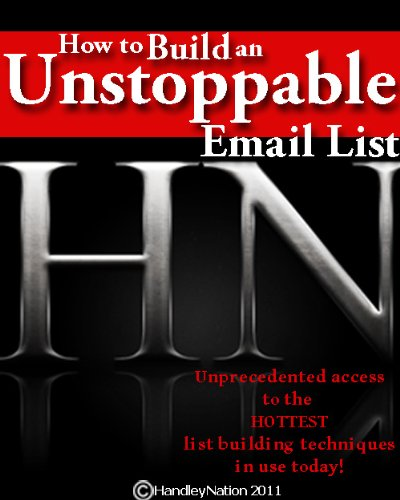 PDF] Free Download How to Build an Unstoppable Email List