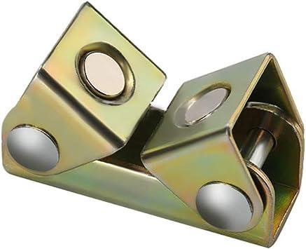 V-Welding Fixture V-Type Magnetic Adjustable Welding Clamps V-Pads Suspender Fixture Strong Hand Tool