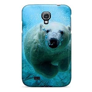 New Arrival Premium S4 Case Cover For Galaxy (polar Bear)
