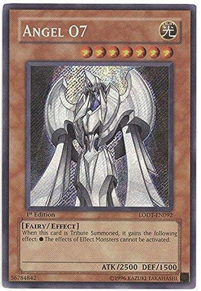 LODT Maximum Sechs - Ultra Rare DE NM LODT-DE097 Light of Destruction