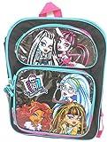 """Best Monster High High School Back Packs - Monster High All Stars Girls Large Backpack 16"""" Review"""