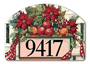 Holiday gate yard designs magnet 14 x 10 for Christmas yard signs patterns
