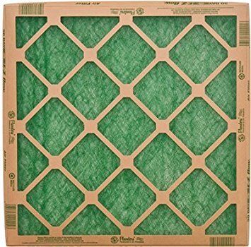 Flanders Precisionaire Nested Glass Air Filter, 20X20X1 in, 24 Per Case-2488665 (Green 12 Glass Filter)