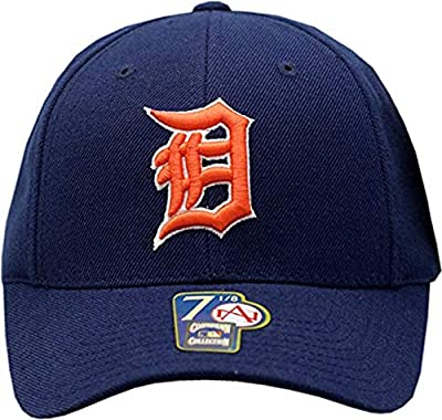 Detroit Tigers Fitted Hat 1972 Cooperstown Collection