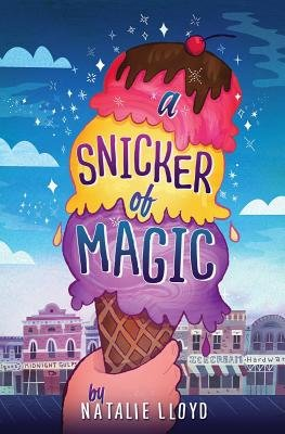 A Snicker of Magic[SNICKER OF MAGIC 8D][UNABRIDGED][Compact Disc]