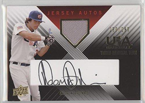 andrew aplin 250 295 baseball card 2008