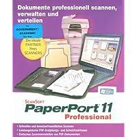 Education PaperPort Professional Dokumentenverwaltung / v11.0 / Windows / CD