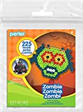 Perler Beads Ugly Zombie Activity Kit with Pegboard (225 Count), 80-72936