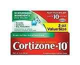 Cortizone-10 Plus Ultra Moisturizing Cream, 2