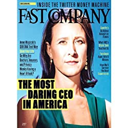 Audible Fast Company, November 2013
