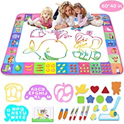 Aqua Magic Mat - Kids Painting Writing D...