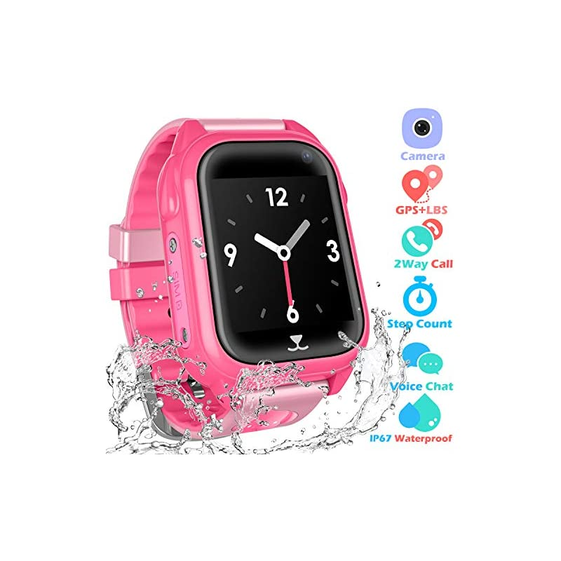Kids Waterproof Smart Watch Phone Boys G