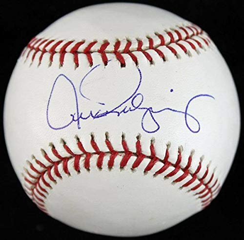 Yankees Alex Rodriguez Full Name Autographed Signed Authentic Official Major League Baseball - PSA/DNA Authentic
