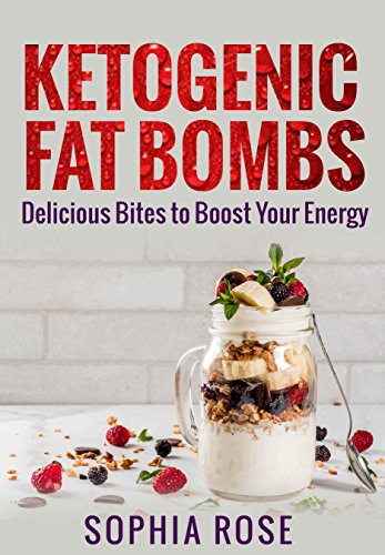 Ketogenic Fat Bombs: Delicious Bites to Boost Your Energy by Sophia  Rose