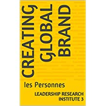 Creating global brand: les Personnes (French Edition)