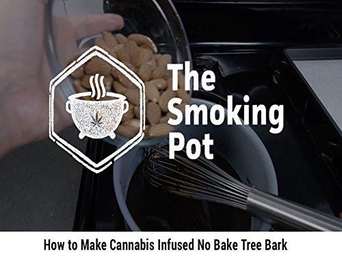 - How to Make Cannabis-Infused No Bake Tree Bark