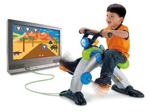 Cartridge Cycle Smart Software - Fisher-Price SMART CYCLE Software - Dinosaurs