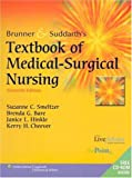 Brunner and Suddarth's Textbook of Medical-Surgical Nursing, 11th Edition (2 Volumes in 1)