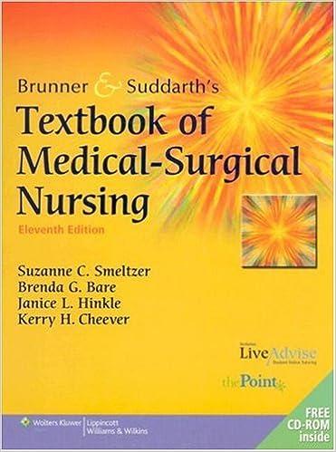 Surgical pdf edition medical 11th brunner suddarth and nursing