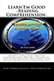 Learn'Em Good -Reading Comprehension- 20,000 Leagues under the Sea, Stuart Ackerman, Stuart Ackerman MSc.Ed,B.A., 1452822158