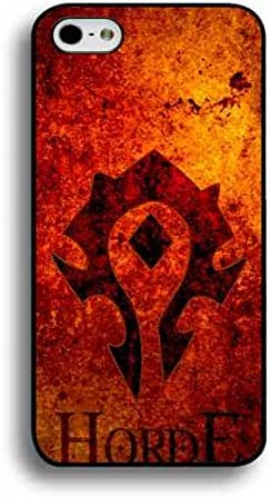 WOW Horde Logo Coque For Apple Coque Iphone 6, Silicone TPU Etui ...
