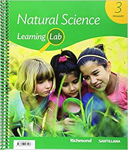 LEARNING LAB NATURAL SCIENCE 3 PRIMARY