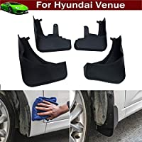 Upgraded Car Mudguards Splash Guards for Infiniti QX30 2017-2019 Front Rear Mudguards Wheel Accessories Styling /& Body Fittings 4Pcs Black