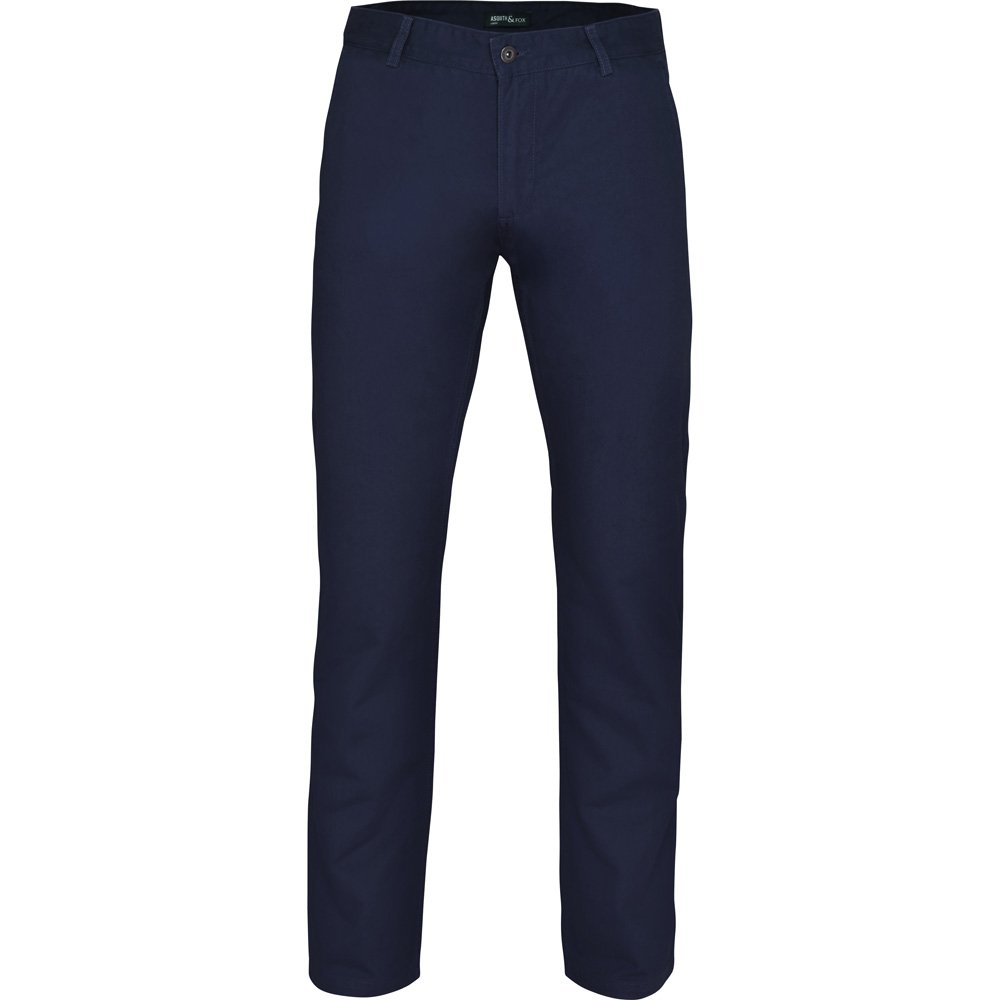 Asquith Fox Chino Summer Regular Cotton Classic Trousers