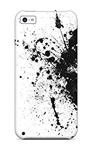 Tanya Diy case cover For Iphone 5c Strong Protect case mvQQqchzJUV cover - Animal Wolf Design