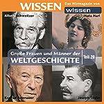 Große Frauen und Männer der Weltgeschichte (Teil 20) |  div.