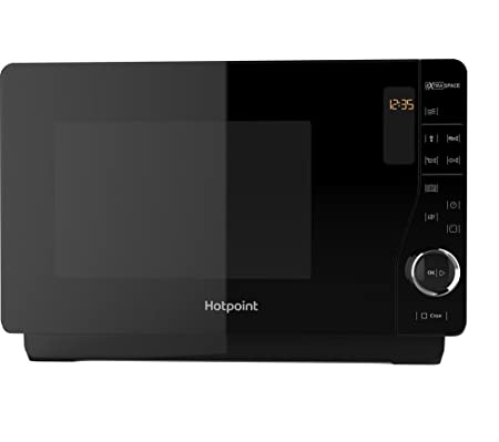 MICROONDE COMBINADO HOTPOINT ULTIMATE MWH 27343 B 25 L: Amazon.es ...