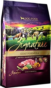 Zignature Goat Limited Ingredient Formula High Protein Dry Dog Food