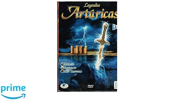 Las Leyendas Artúricas (Pack): Amazon.es: Dibujos Animados ...