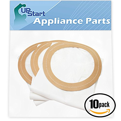 UpStart Battery 30 Replacement for Windsor VAC-Pac VP10 Vacuum Bags - Compatible with Windsor 100331, 10 Quart Vacuum Bags (10-Pack, 3 Bags per Pack)
