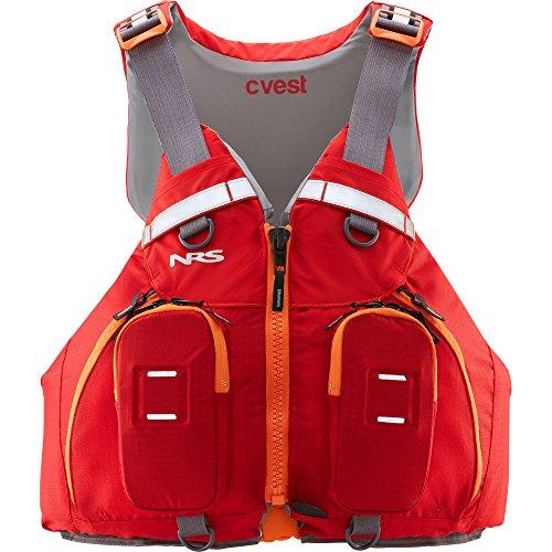 NRS Cvest PFD Xs/M Red ()